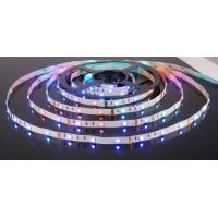 Лента светодиодная 30Led 7,2W IP20 мульти (5050 12V 30Led 7,2W IP20)