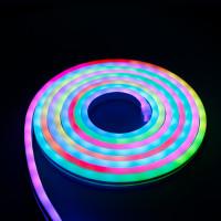 Набор гибкого неона SLS 02 RGB IP 65 односторонний мульти, 5м