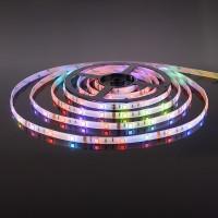 Лента светодиодная 60Led 14,4W IP65 мульти (5050 24V 60Led 14,4W IP65 RGB)