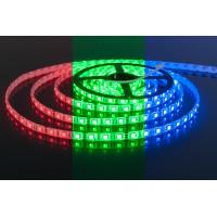 Лента светодиодная 60Led 14,4W IP65 мульти (5050 12V 60Led 14,4W IP65 RGB)
