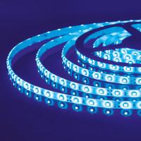 Лента светодиодная 60Led 4,8W IP65 синий (2835 12V 60Led 4,8W IP65)