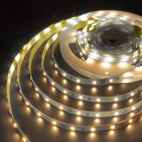 Лента светодиодная 60Led 4,8W IP20 4200K дневной белый (2835 24V 60Led 4,8W IP20)