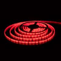 Лента светодиодная 60Led 14,4W IP65 красный (5050 24V 60Led 14,4W IP65)