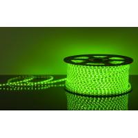 Лента светодиодная 220V 4,4W 60Led 3528 IP65 зеленый, 100 м (LSTR001 220V 4,4W IP65)
