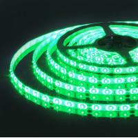 Лента светодиодная 60Led 4,8W IP65 зеленый (2835 12V 60Led 4,8W IP65)