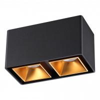Потолочный светодиодный светильник Novotech Recte 358489