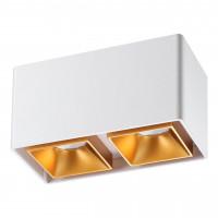 Потолочный светодиодный светильник Novotech Recte 358490