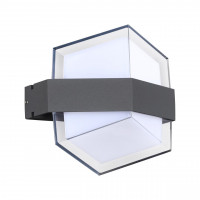Уличный настенный светодиодный светильник Novotech Street 358575