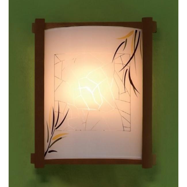 Деревянный светильник CL921009R CITILUX