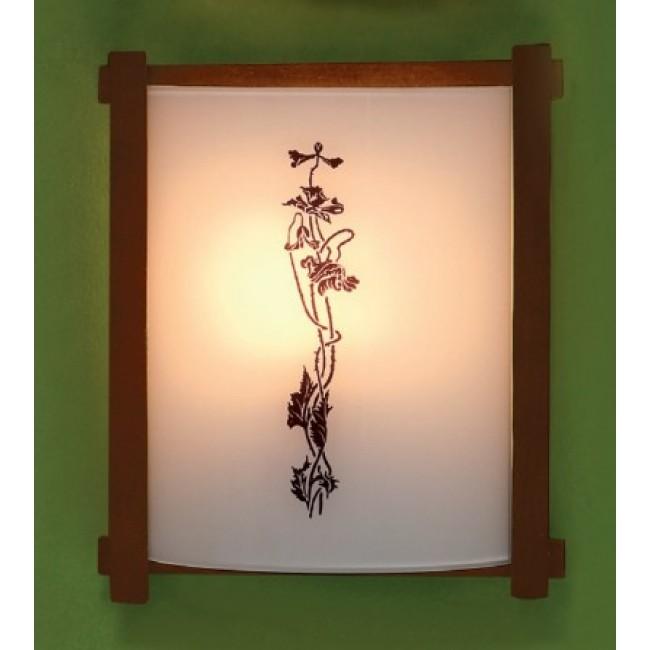 Деревянный светильник CL921019R CITILUX