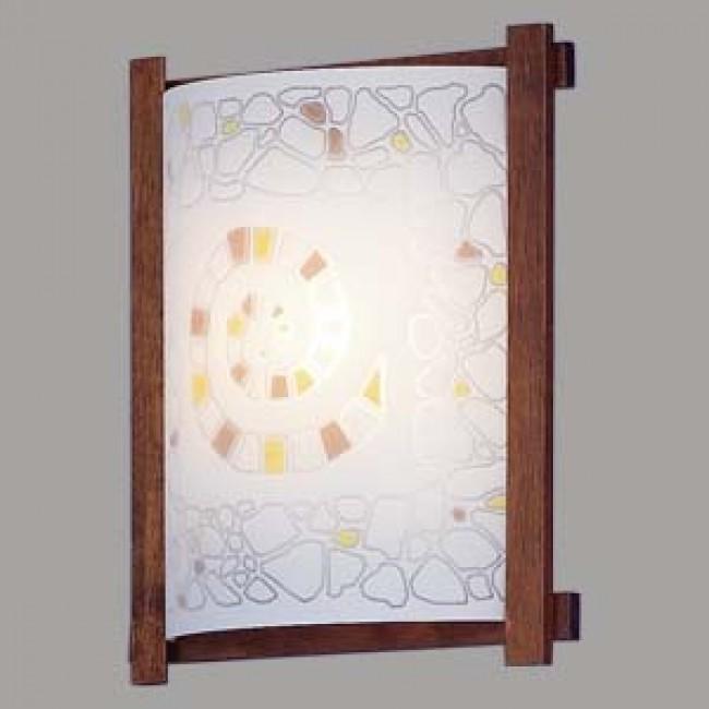 Деревянный светильник CL921111R CITILUX