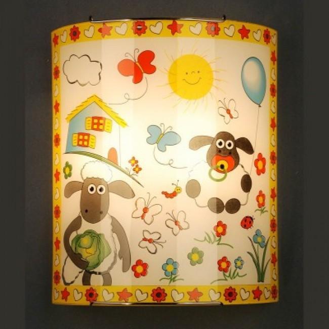 Настенный светильник в детскую CL922016 CITILUX