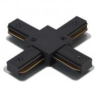Коннектор X-образный CLT 0.211 09 BL Crystal Lux