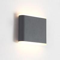 Уличный настенный светодиодный светильник CLT 024W113 DG Crystal Lux