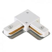 Коннектор L-образный CLT 0.211 07 WH Crystal Lux