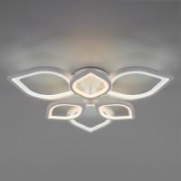 Потолочный светодиодный светильник с пультом управления 90228/6 белый Garden