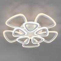 Потолочный светодиодный светильник с пультом управления 90216/10 белый Areo