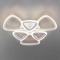 Потолочный светодиодный светильник с пультом управления 90216/6 белый Areo