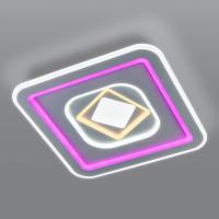Потолочный светодиодный светильник 90215/1 белый Coloris