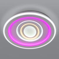 Потолочный светодиодный светильник 90214/1 белый Coloris