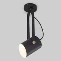 Настенный светильник 20092/1 черный Italio Eurosvet