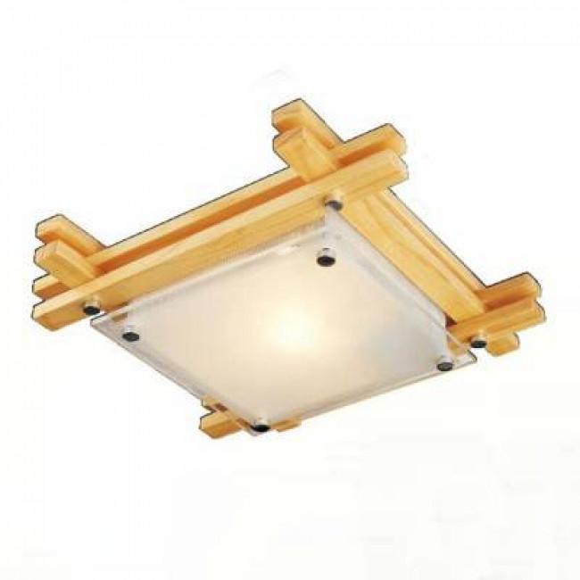 Деревянный светильник 48323 GLOBO