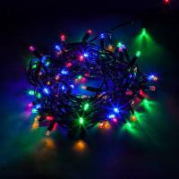 Гирлянда линейная 32425 CL33 10м статичное свечение RGB Feron