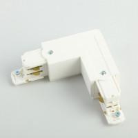 Коннектор угловой левый (внешний) для шинопровода 41080 PRO-0435 Feron