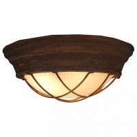 Деревянный накладной светильник BRENTWOOD LSP-8068 Lussole