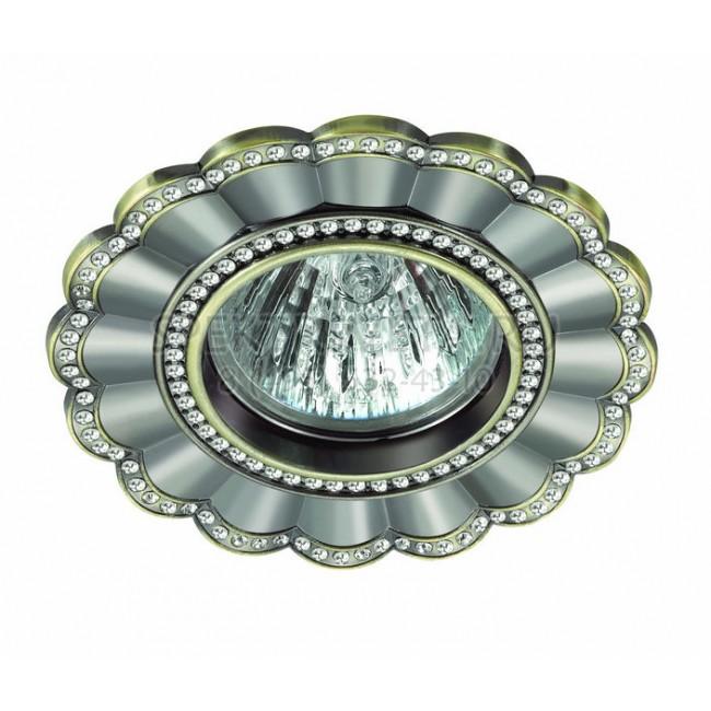 Встраиваемый точечный светильник CANDI 370346 NOVOTECH