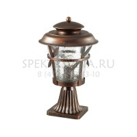 Уличный светильник на столб ALETTI 4052/1B ODEON LIGHT