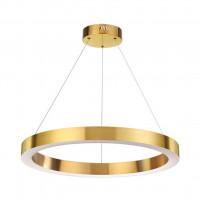 Подвесная светодиодная люстра BRIZZI 3885/35LG Odeon Light