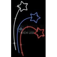 Панно световое (650x1500) RL-KN-034 RichLED