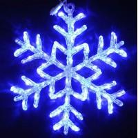 Снежинка световая (0.7 м) RL-SF70-B RichLED