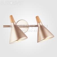 Бра Amadeo 70050/2 перламутровое золото Eurosvet