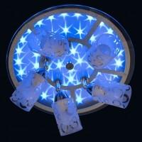 Потолочная люстра Ультра 229011205 MW-LIGHT