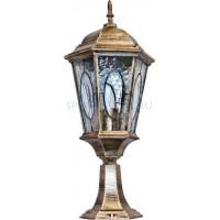 Наземный низкий светильник Витраж с овалом 11322 Feron