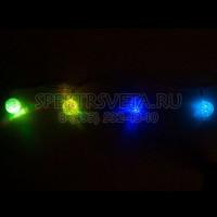 """Гирлянда """"ледяные шарики"""" 10 LED, 0.9 м Feron"""