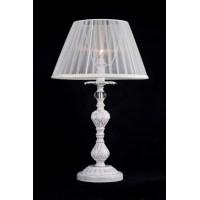 Настольная лампа декоративная Elegant 10 ARM305-22-W MAYTONI