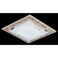 Люстра деревянная потолочная Maytoni Geometry C810-CL-03-W