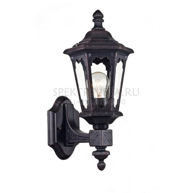 Уличный настенный светильник Oxford S101-42-11-B MAYTONI