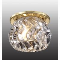 Встраиваемый точечный светильник Vetro 369918 Novotech