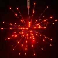 Звезда световая (0.45 м) Ёжики RL-TB45CF-R RichLED