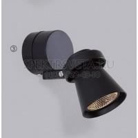 Светодиодный накладной светильник Дубль-1 CL556512 CITILUX