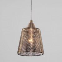 Подвесной светильник Ollie 50016/1 античная бронза Eurosvet