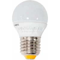 Лампа светодиодная 25404 9LED(5W) 230V E27 2700K Feron