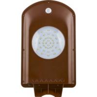Уличный фонарь на солнечной батарее с датчиком движения 32025 SP2331 2W 6400K Feron