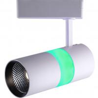 Светодиодный светильник трековый 32455 AL108 12+5W 4000К Feron