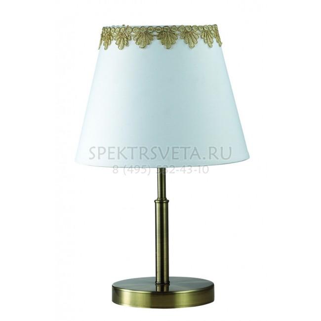 Настольная лампа PLACIDA 2998/1T LUMION