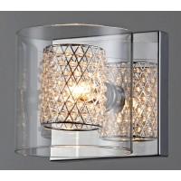 Светильник настенный хрустальный Maytoni Modern MOD504-01-N